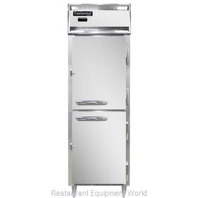 Continental Refrigerator DL1W-SA-HD Heated Cabinet, Reach-In