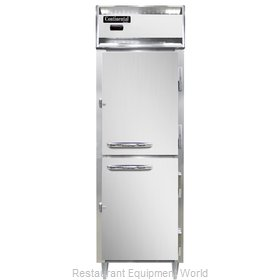 Continental Refrigerator DL1W-SA-PT-HD Heated Cabinet, Pass-Thru