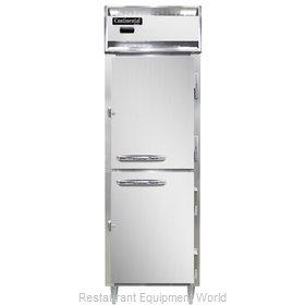 Continental Refrigerator DL1W-SS-PT-HD Heated Cabinet, Pass-Thru