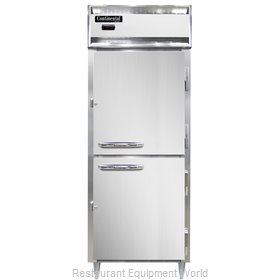 Continental Refrigerator DL1WE-HD Heated Cabinet, Reach-In