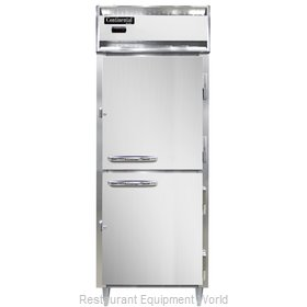 Continental Refrigerator DL1WE-PT-HD Heated Cabinet, Pass-Thru