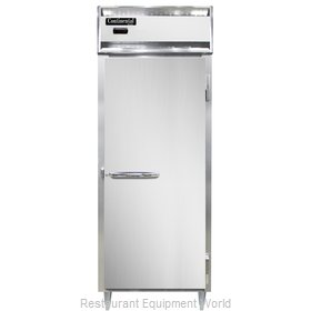Continental Refrigerator DL1WE-PT Heated Cabinet, Pass-Thru