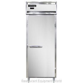 Continental Refrigerator DL1WE-SA Heated Cabinet, Reach-In