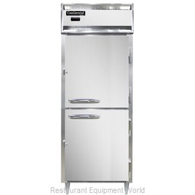 Continental Refrigerator DL1WE-SS-HD Heated Cabinet, Reach-In