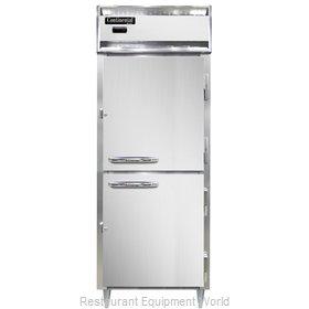 Continental Refrigerator DL1WE-SS-PT-HD Heated Cabinet, Pass-Thru