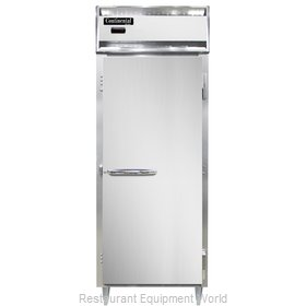 Continental Refrigerator DL1WE Heated Cabinet, Reach-In