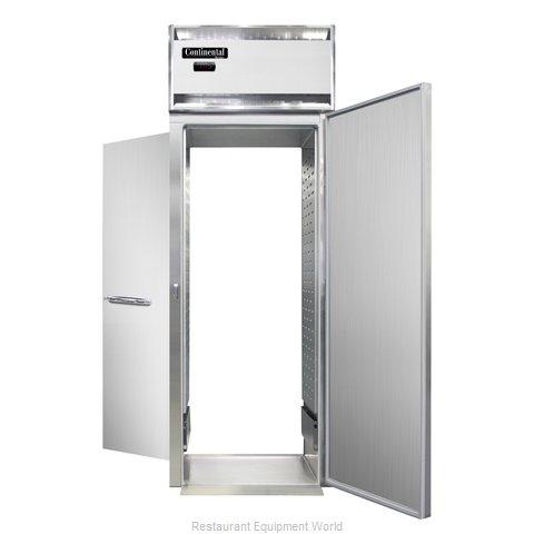 Continental Refrigerator DL1WI-RT-E Heated Cabinet, Roll-Thru