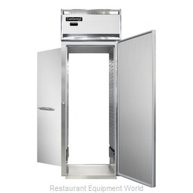 Continental Refrigerator DL1WI-RT-E Heated Cabinet, Roll-Thru