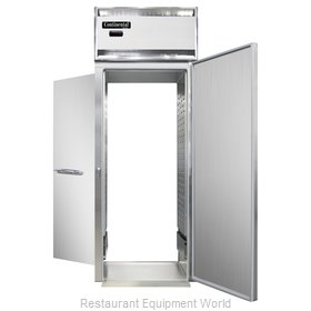 Continental Refrigerator DL1WI-RT Heated Cabinet, Roll-Thru