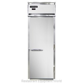 Continental Refrigerator DL1WI-SA-E Heated Cabinet, Roll-In