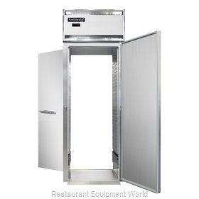 Continental Refrigerator DL1WI-SS-RT-E Heated Cabinet, Roll-Thru