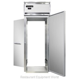 Continental Refrigerator DL1WI-SS-RT Heated Cabinet, Roll-Thru