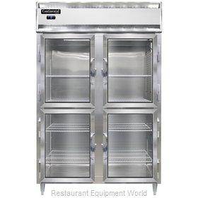 Continental Refrigerator DL2F-GD-HD Freezer, Reach-In