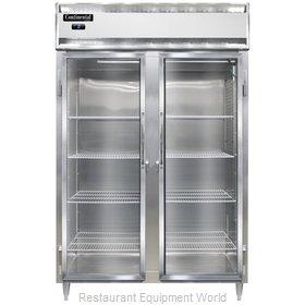 Continental Refrigerator DL2F-GD Freezer, Reach-In