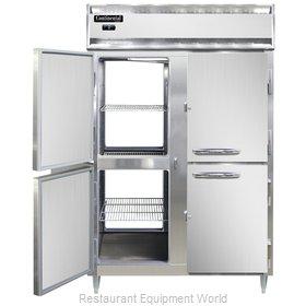 Continental Refrigerator DL2F-PT-HD Freezer, Pass-Thru