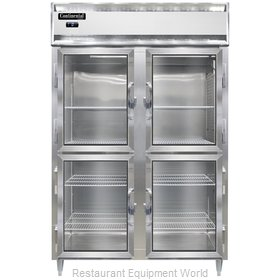 Continental Refrigerator DL2F-SS-GD-HD Freezer, Reach-In