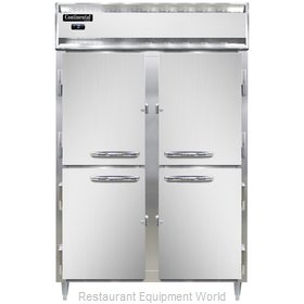 Continental Refrigerator DL2F-SS-HD Freezer, Reach-In