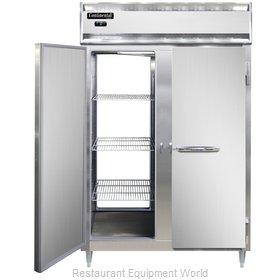 Continental Refrigerator DL2F-SS-PT Freezer, Pass-Thru