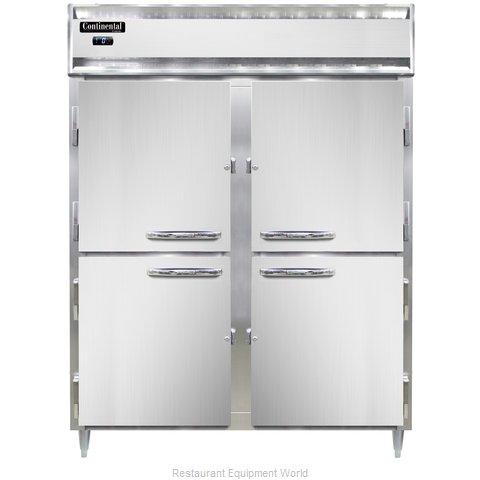 Continental Refrigerator DL2FE-PT-HD Freezer, Pass-Thru