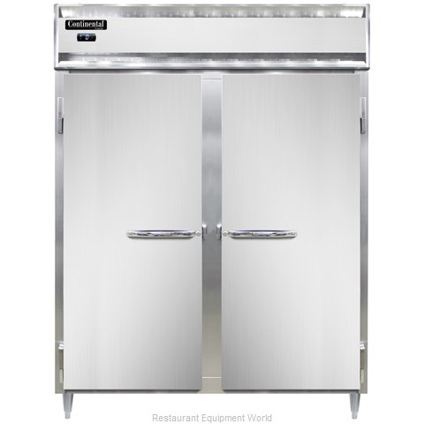 Continental Refrigerator DL2FE-PT Freezer, Pass-Thru