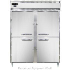 Continental Refrigerator DL2FE-SS-PT-HD Freezer, Pass-Thru