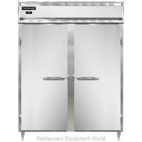 Continental Refrigerator DL2FE-SS-PT Freezer, Pass-Thru