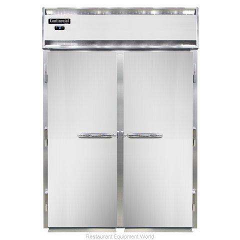Continental Refrigerator DL2FI-E Freezer, Roll-In