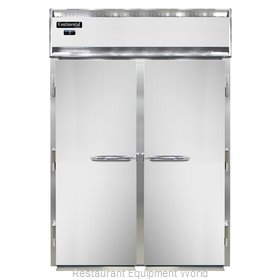 Continental Refrigerator DL2FI-E Freezer, Roll-In