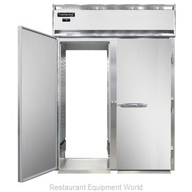 Continental Refrigerator DL2FI-RT Freezer, Roll-Thru