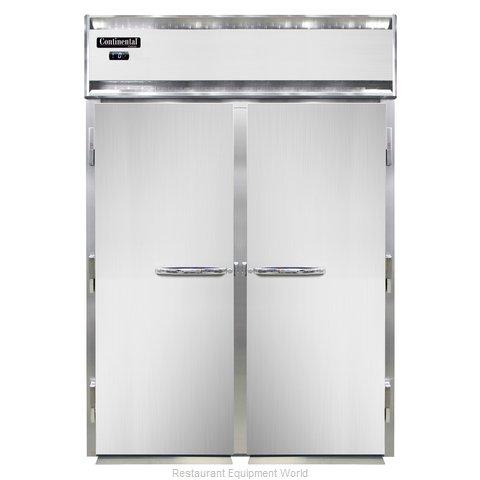 Continental Refrigerator DL2FI-SA-E Freezer, Roll-In