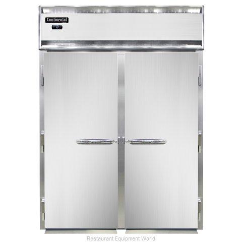 Continental Refrigerator DL2FI Freezer, Roll-In