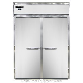Continental Refrigerator DL2FI Freezer, Roll-In