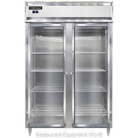 Continental Refrigerator DL2R-GD Refrigerator, Reach-In