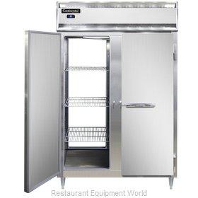 Continental Refrigerator DL2R-SA-PT Refrigerator, Pass-Thru