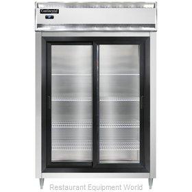Continental Refrigerator DL2R-SGD Refrigerator, Reach-In