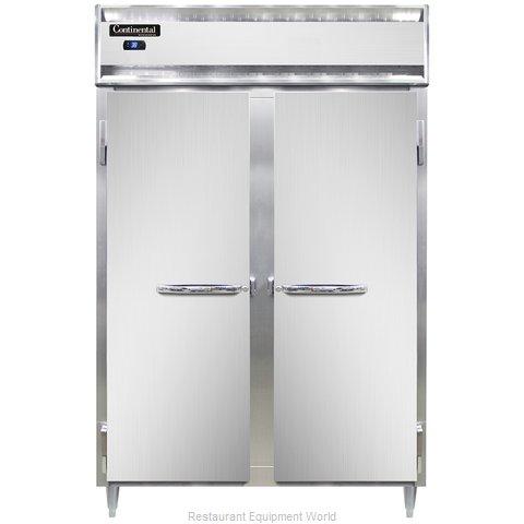 Continental Refrigerator DL2R Refrigerator, Reach-In