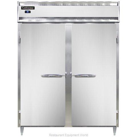 Continental Refrigerator DL2RE-PT Refrigerator, Pass-Thru