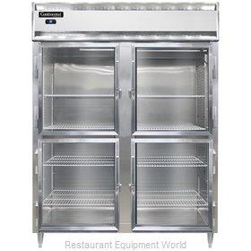 Continental Refrigerator DL2RE-SA-GD-HD Refrigerator, Reach-In