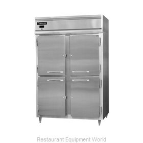 Continental Refrigerator DL2RE-SA-HD Refrigerator, Reach-In