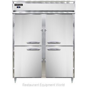 Continental Refrigerator DL2RE-SA-PT-HD Refrigerator, Pass-Thru