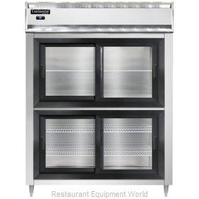 Continental Refrigerator DL2RE-SA-SGD-HD Refrigerator, Reach-In