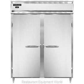 Continental Refrigerator DL2RE-SA Refrigerator, Reach-In