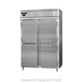 Continental Refrigerator DL2RE-SS-HD Refrigerator, Reach-In