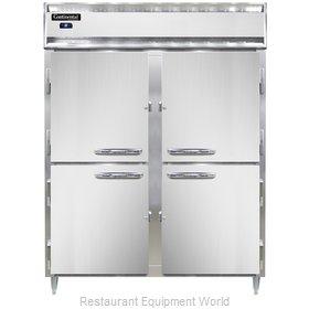 Continental Refrigerator DL2RE-SS-PT-HD Refrigerator, Pass-Thru