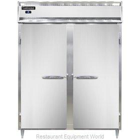 Continental Refrigerator DL2RE-SS-PT Refrigerator, Pass-Thru