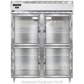 Continental Refrigerator DL2RES-GD-HD Refrigerator, Reach-In