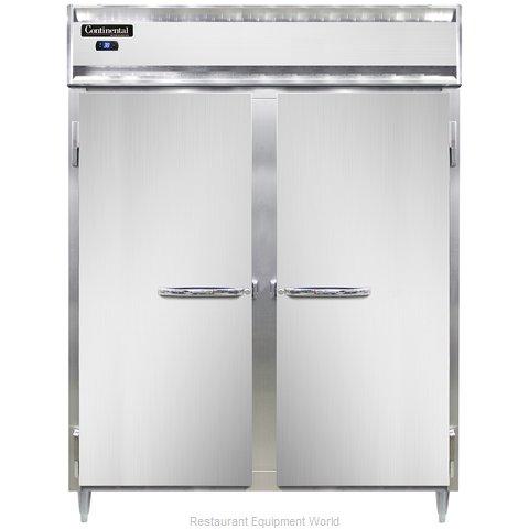 Continental Refrigerator DL2RES-SA Refrigerator, Reach-In