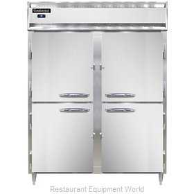 Continental Refrigerator DL2RES-SS-HD Refrigerator, Reach-In
