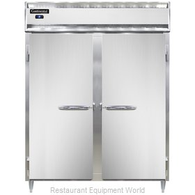 Continental Refrigerator DL2RES-SS Refrigerator, Reach-In