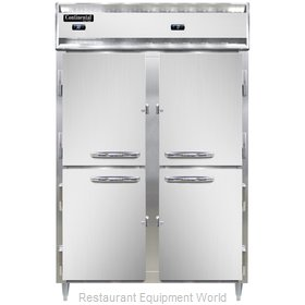 Continental Refrigerator DL2RF-HD Refrigerator Freezer, Reach-In
